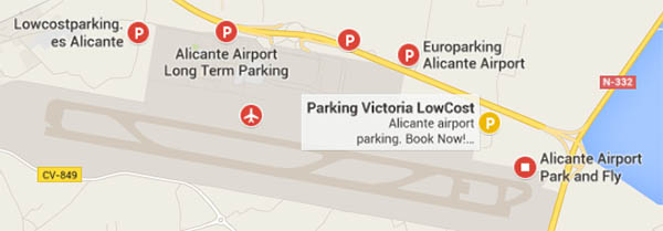 how to get to alicante airport