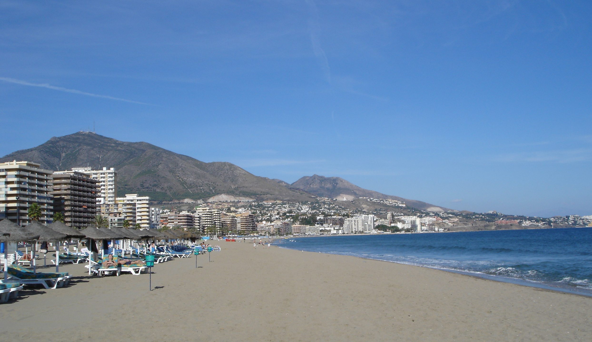 Fuengirola Spain  City new picture : Fuengirola is located about 20 minutes from Malaga AGP Airport just ...